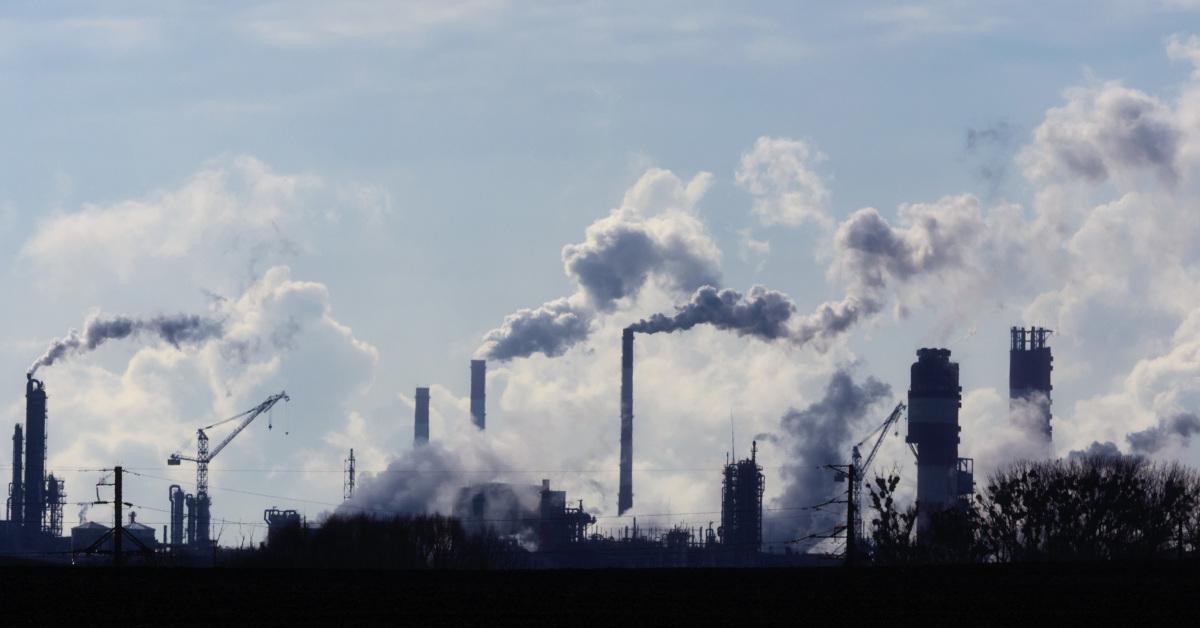 Gas Emissions logo