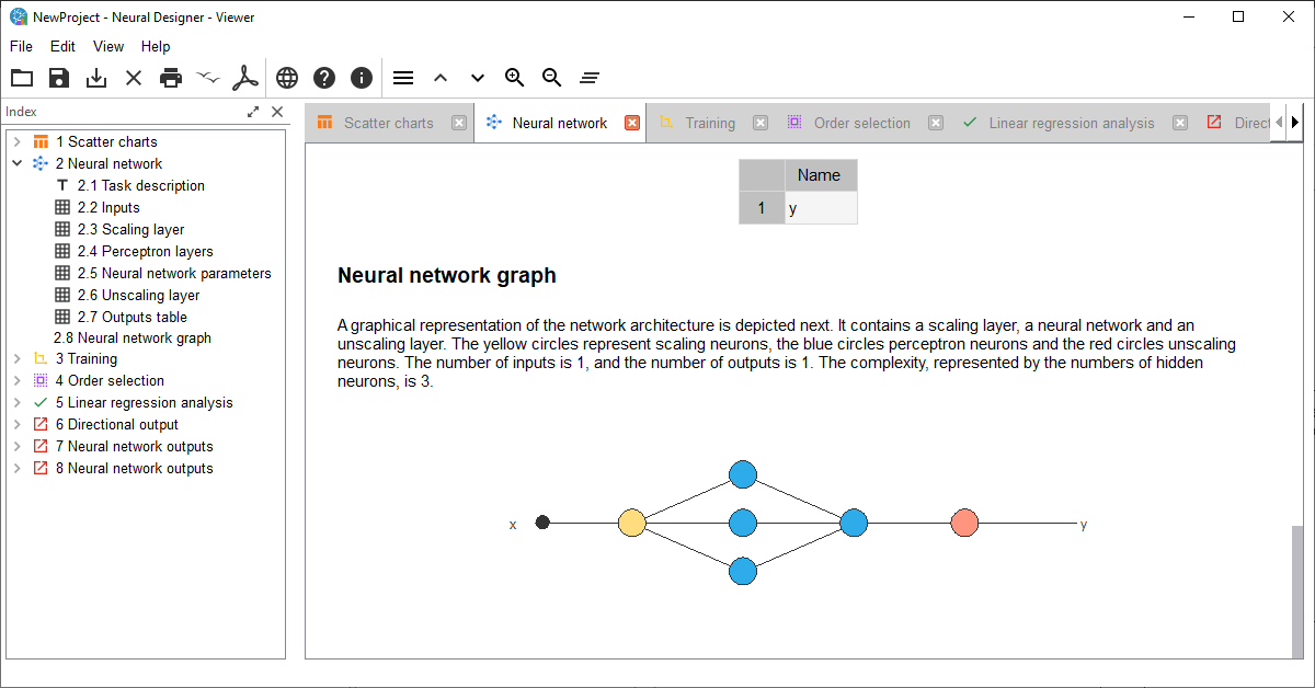 Create a neural network in 7 steps | Neural Designer